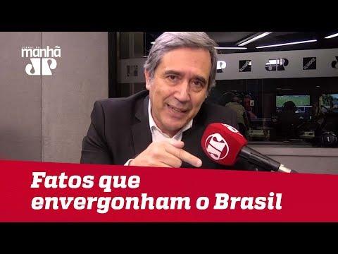 Toffoli não para de produzir fatos que envergonham o Brasil | #MarcoAntonioVilla