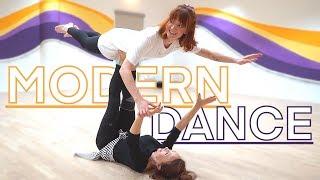Modern Dance mit meiner Mama
