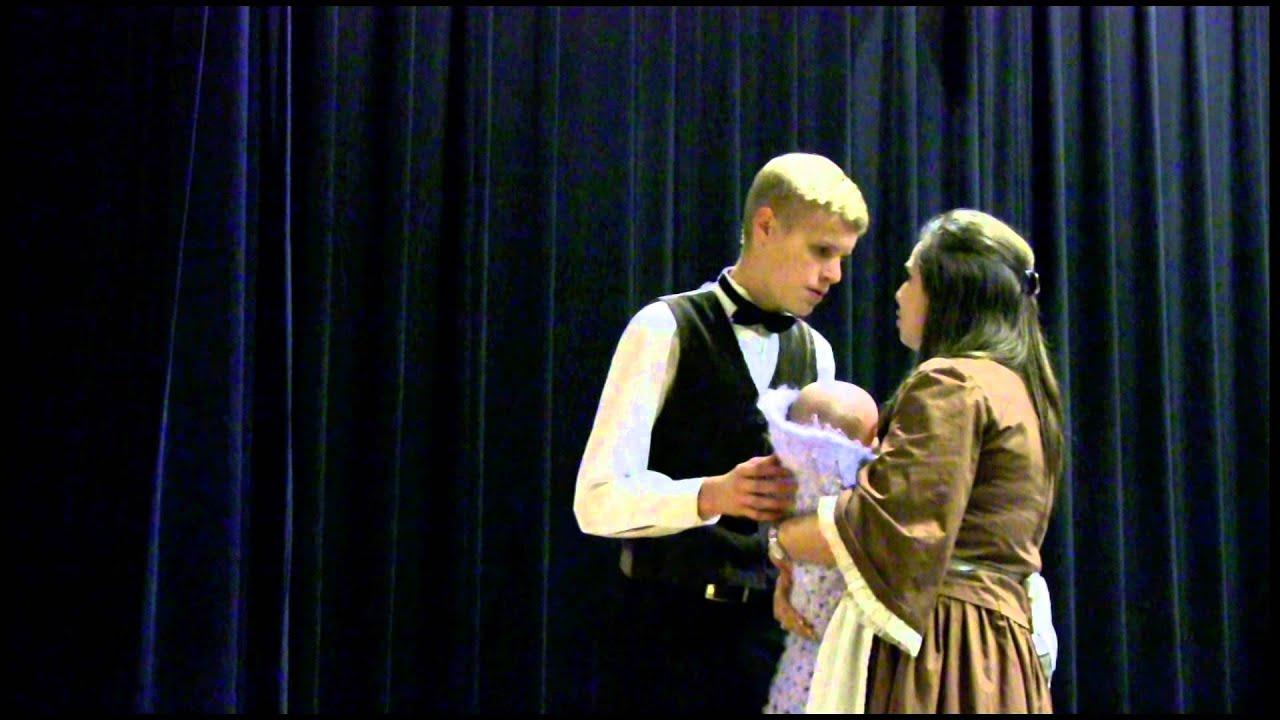 Anatomy of Gray-One Act Play Documentary - YouTube