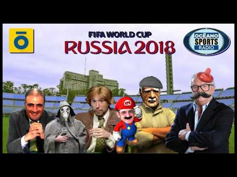 Oceano Sports Radio La Previa: Uruguay - Argentina 31/08/2017