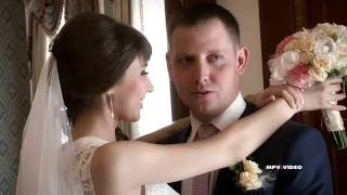 Первый танец молодых на свадьбе Александра и Татьяны