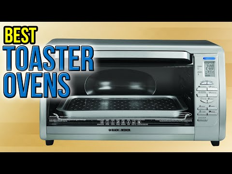 10 Best Toaster Ovens 2017