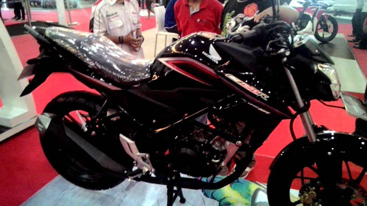 102 Modifikasi Motor Honda Cb150r Streetfire Terbaru All New Cb 150r Raptor Black Sleman 2015 Youtube