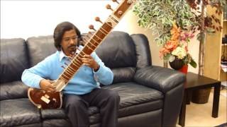 Bless The Lord O` My Soul or 10000 reasons (by Matt Redman) - Sitar Edition by Dr. Paul Joseph