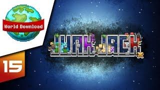 Junk Jack X | Let's Play | Episode: 15 World Download!
