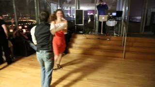 Salsa meets Tango - birthday song - Vítkov 20.4.2013