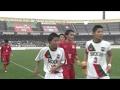2015年度第94回高校サッカー選手権 埼玉 準決勝 西武台×昌平