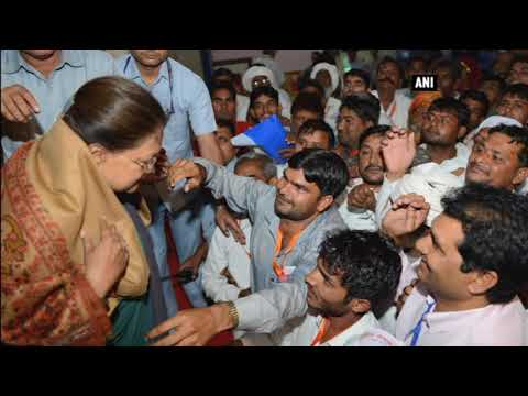 Problem of contaminated water will be solved soon: CM Raje