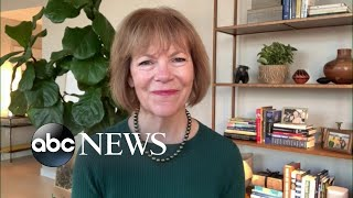 Sen. Tina Smith: 'Where are we going to take this movement for social justice?'