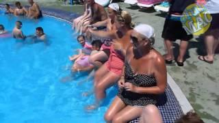 Uptown funk fun at Club Mac Alcudia, Majorca. 25th of July 2015