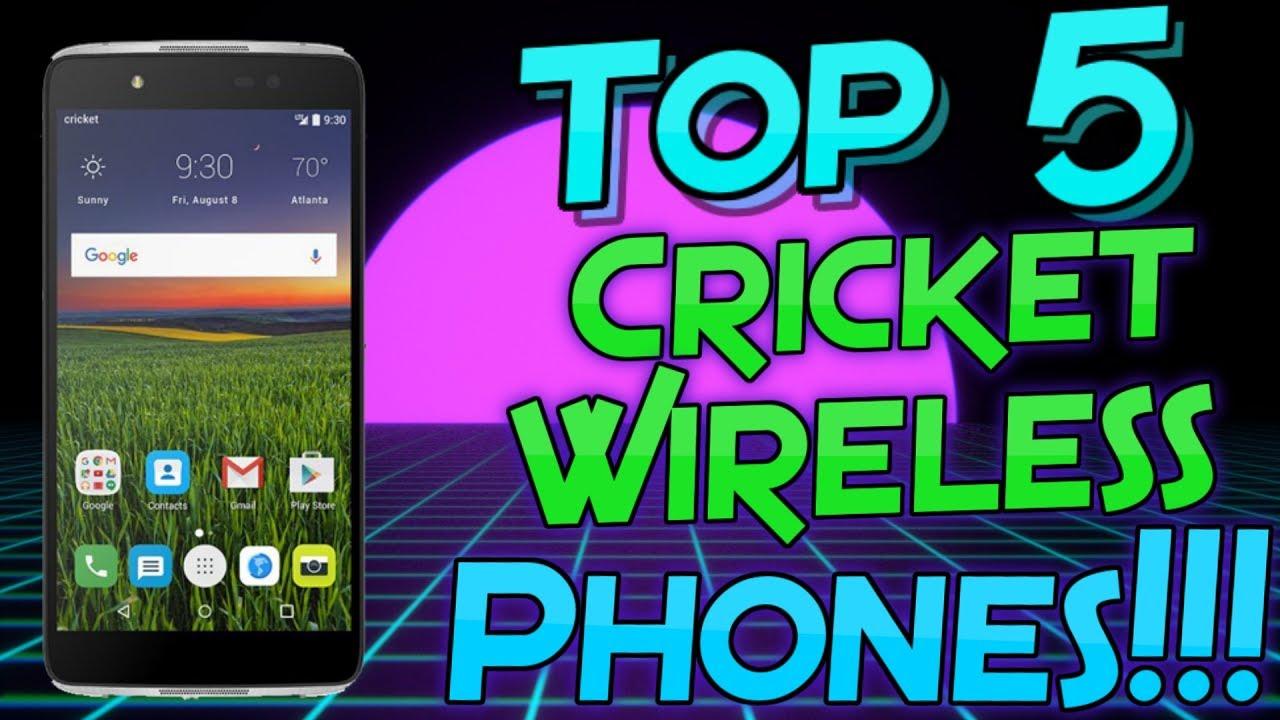 C cricket phones for sale existing customers - Top 5 Cricket Wireless Phones 2017