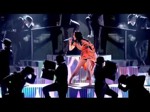 Katy Perry  - Roar Performance The X Factor UK 20