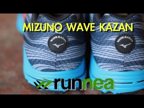 mizuno wave kazan trail review