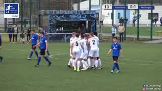 A-Junioren - 0:1 - Lukas Meyer - SSV Reutlingen 1905 Fußball