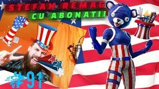 🔴[LIVE] FORTNITE JUCAM CU ABONATII!! AM CUMPARAT SKIN NOU!! - Stefan Remag live nr. 91