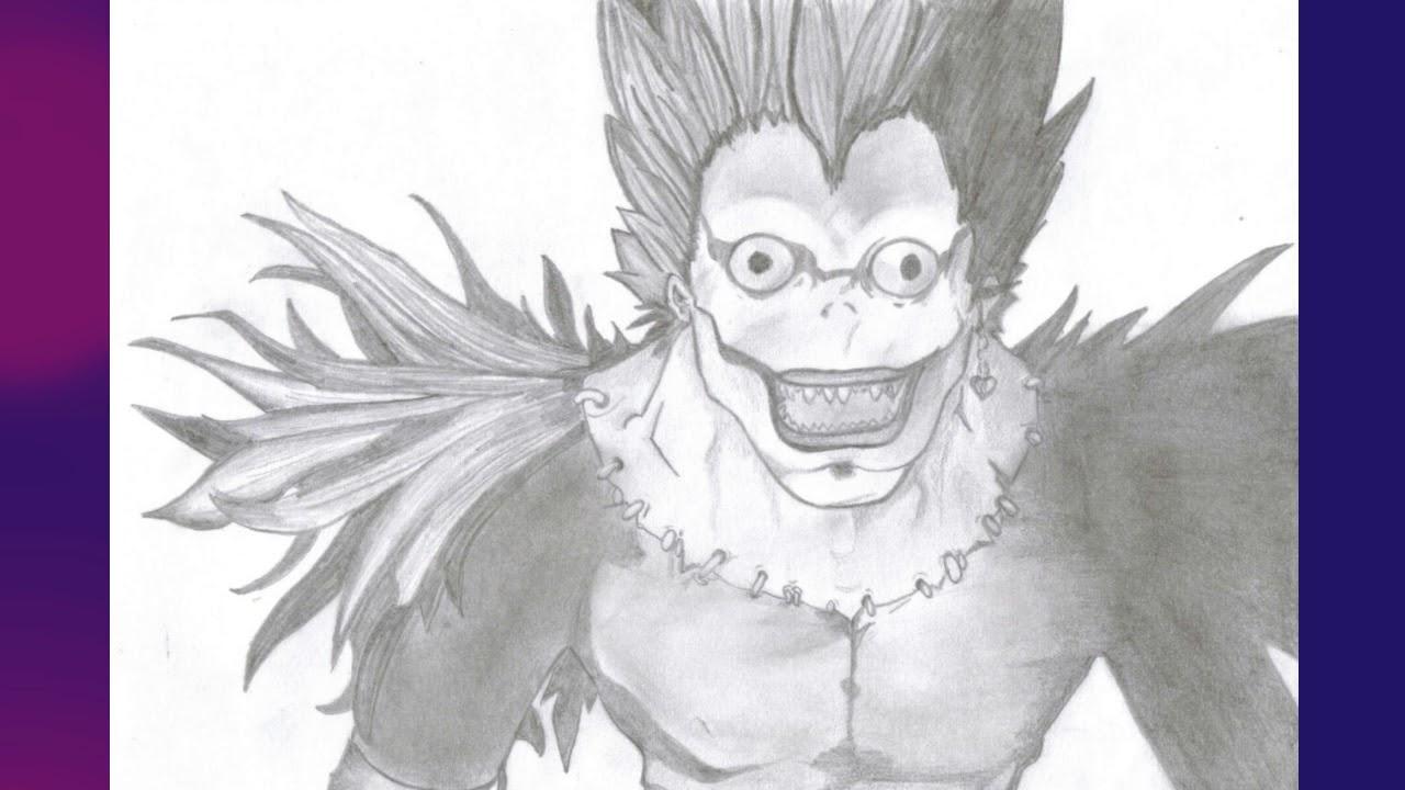 Los Mejores Dibujos A Lapiz De Animes