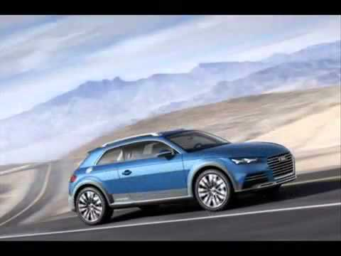 All New 2014 Audi Allroad Shooting Brake Concept