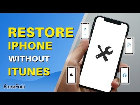 how to restore iphone without itunes how to restore iphone without itunes 19037