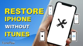 How to Restore iPhone/iPad (without iTunes)