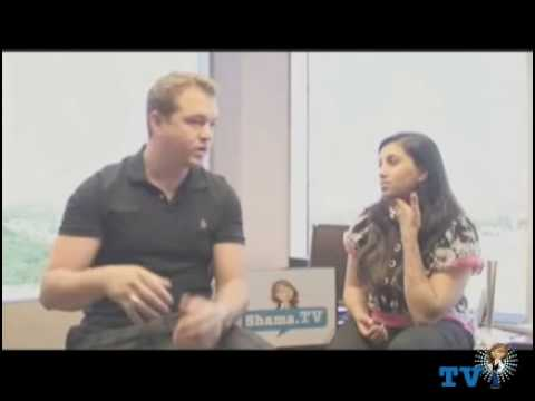 Shama Hyder Interviews Me on ShamaTV - How To Get On TV
