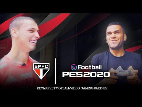 São Paulo FC is ready for #eFootballPES2020