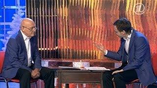 КВН Парапапарам - Познер берет интервью у Познера