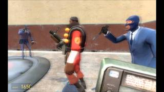 TF2 Spy Remix