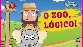 A Turma do Pula-Pula - O ZOO, LÓGICO! [clipe infantil]