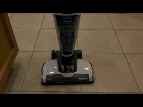 Hoover onepwr cordless floormate jet review