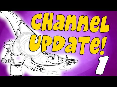 Channel Update 2| TRDF- Q&As and some Saurian news!
