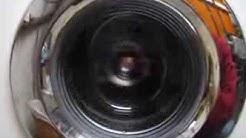 Miele W 452 WPS Schleuderdrehzahl nicht erreicht