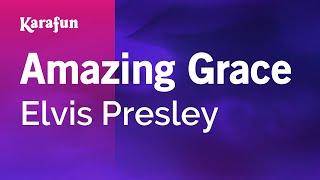 karaoke-amazing-grace---elvis-presley