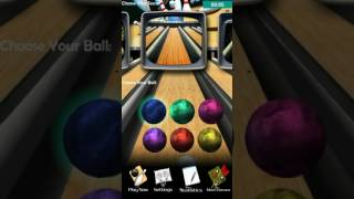 | 5 Strikes In a Row!!! | 3d Bowling |