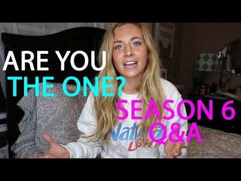 My Are You The One MTV Experience!  Q&A