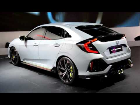 honda civic 2017 new and stylish look 2016 by cars technology