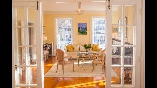 Celebrating a Home's History in Style in Marblehead, Massachusetts