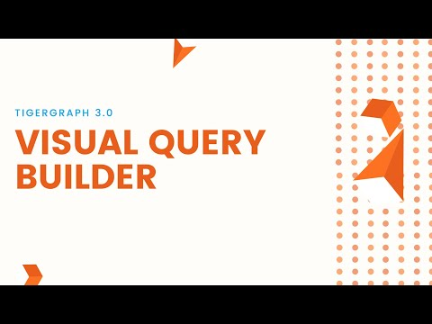 No Code Graph Analytics with Visual Query Builder