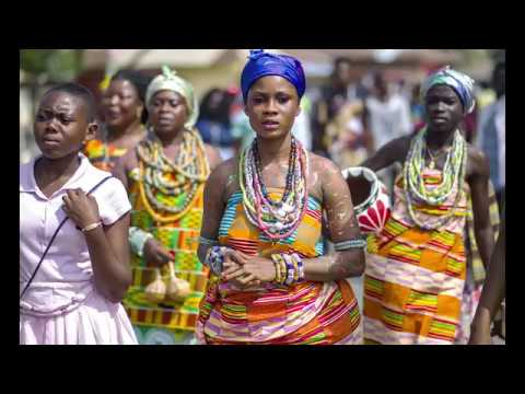 Best Asafotu fiami festival in Ghana, West Africa 2017 - Best Vlog