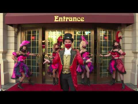 Paris Las Vegas Now Open