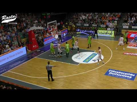 TOP-3-PLAYS: RASTA vs. TEAM EHINGEN URSPRING (14.1.17)