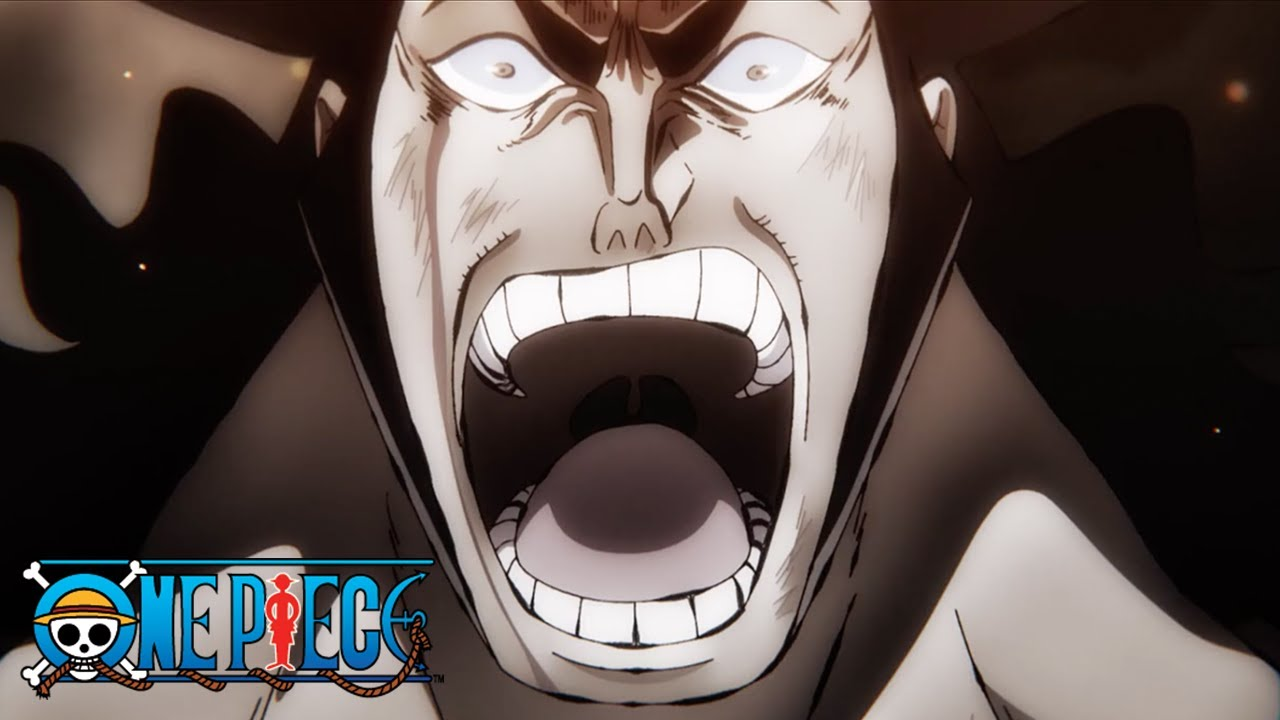 Download Oden vs Kaido   One Piece