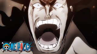 Oden vs Kaido | One Piece