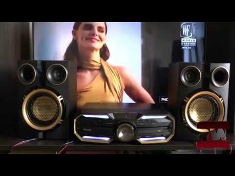 Обзор акустической системы Philips FX25