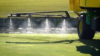 John Deere Golfmaskiner