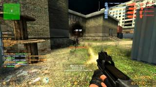Lets Play Counter Strike Source Zombie Horde #1# Aimbot in Action