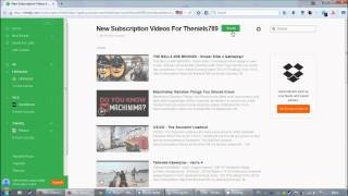 How to add Youtube subscriptions to Feedly