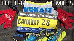 Weekly Mileage vs. Number of Training Runs a Week for Marathons, Half Marathons, 10km   Sage Running