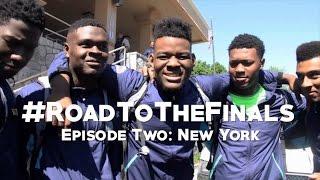Florida Vipers #RoadToTheFinals Episode 2 | New York