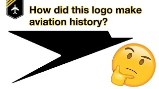 How did this LOGO make aviation HISTORY?