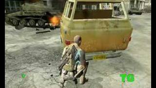 Splinter Cell Double Agent:  Kinshasa (2/3) Mission 9